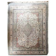 20th Century Large Vintage Persian Carpet
