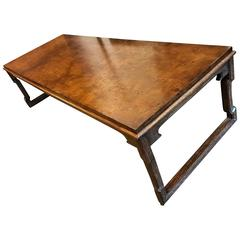 Tomlinson American 1960s Walnut Coffee Table