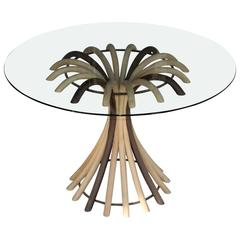 Bespoke English Bentwood Table