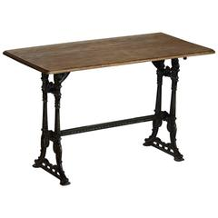 Early 20th Century Pub Table