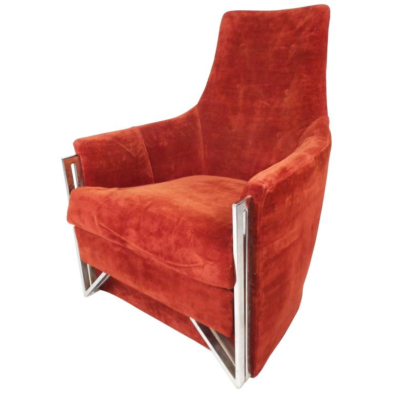 Vintage Lounge Chair by Carson's of High Point