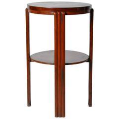 Art Deco Round Table