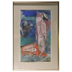 Modernist Expressionist Painting