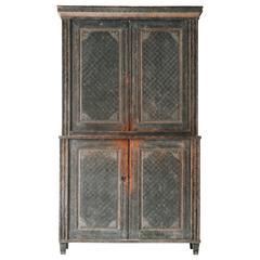 19th Century Gustavian Cabinet