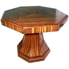 1930s Original Art Deco Occasional Table