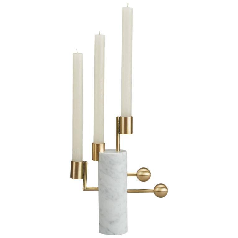 Lara Bohinc, Stargazer Candleholder Multi, Carrara