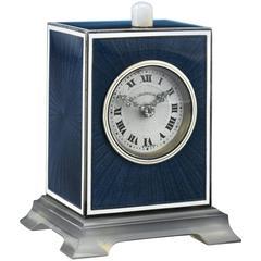 Art Deco J.E. Caldwell Table Clock