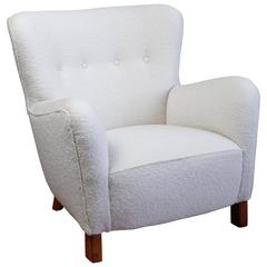 Fritz Hansen Lounge Chair