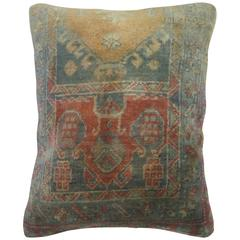Rug Pillow from Turkey