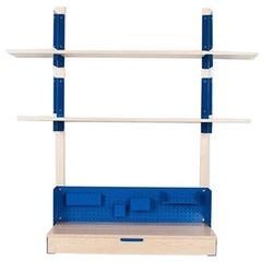 Henry Julier, HS1 Desk or Shelving System