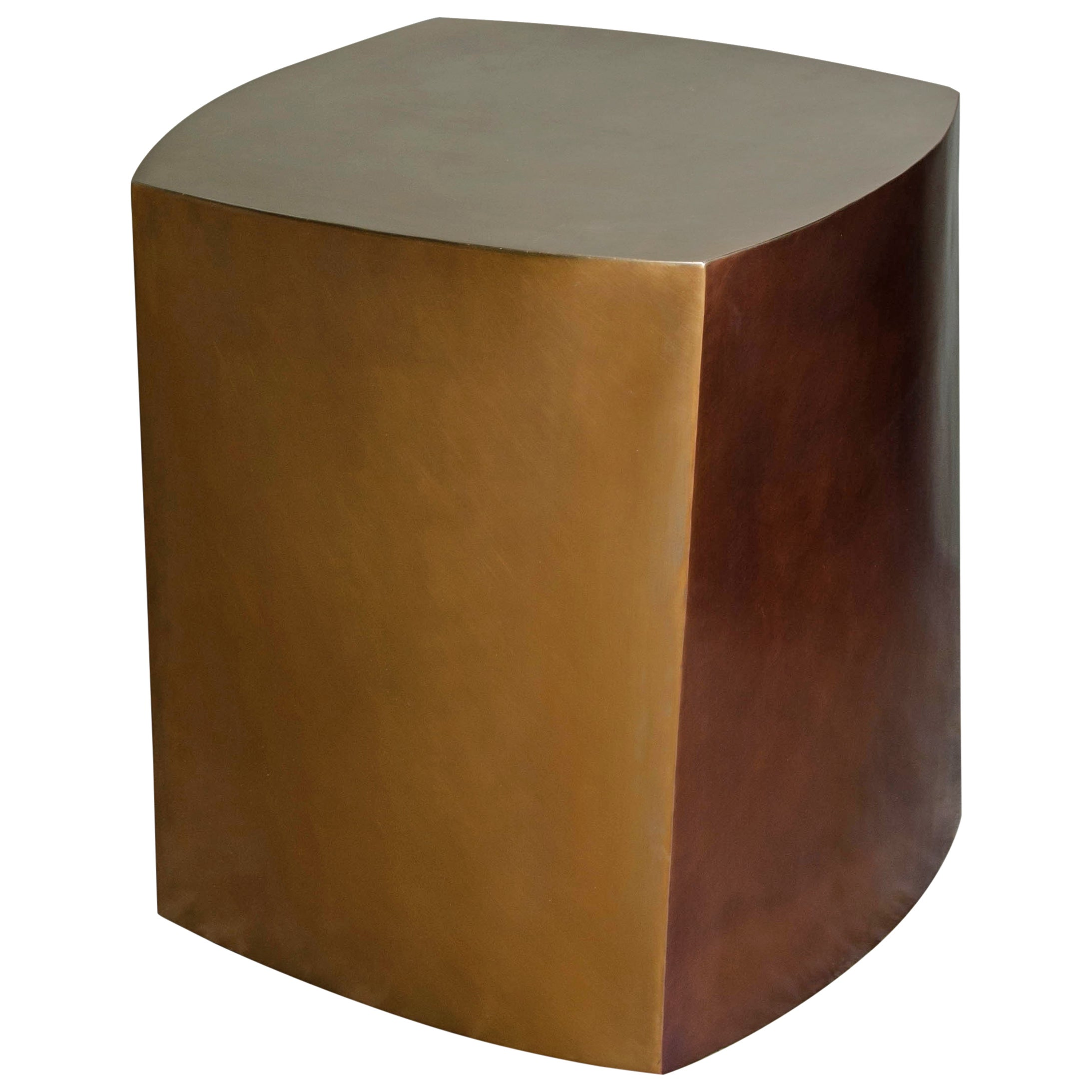 Three-Tone Fang Bei Drumstool by Robert Kuo, Limited Edition, Customizable