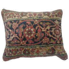 Tabriz Rug Pillow