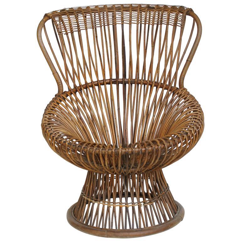 """Franco Albini """"Margherita"""" Lounge Chair"""