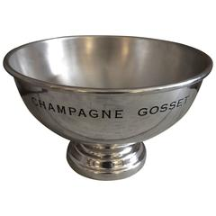 Vintage French Champagne Cooler
