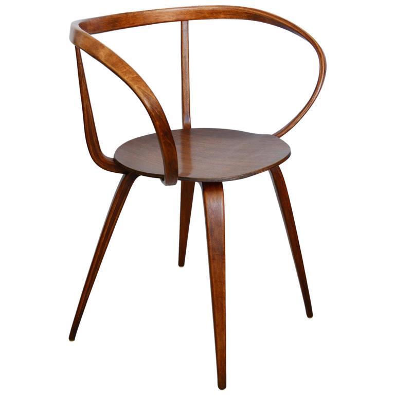 George Nelson Associates Pretzel Chair For Sale