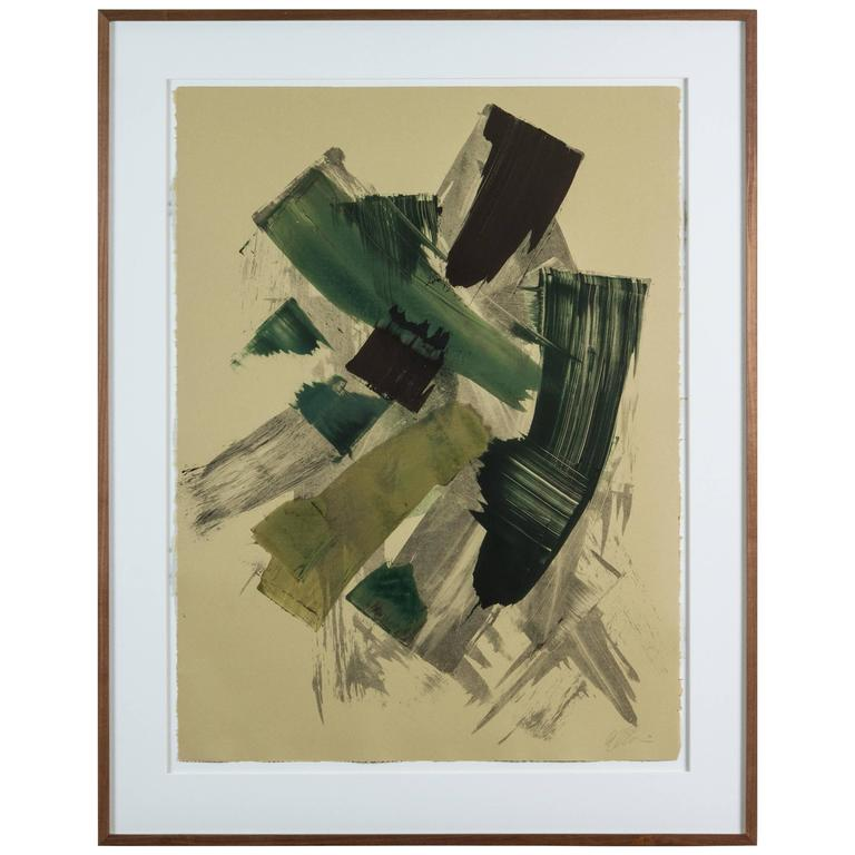 Monotype by Anna Ullman