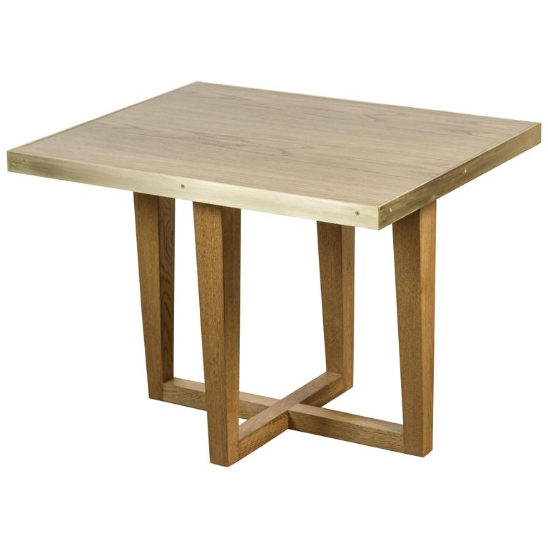 Four Leg Rialto Table by Lawson-Fenning 1