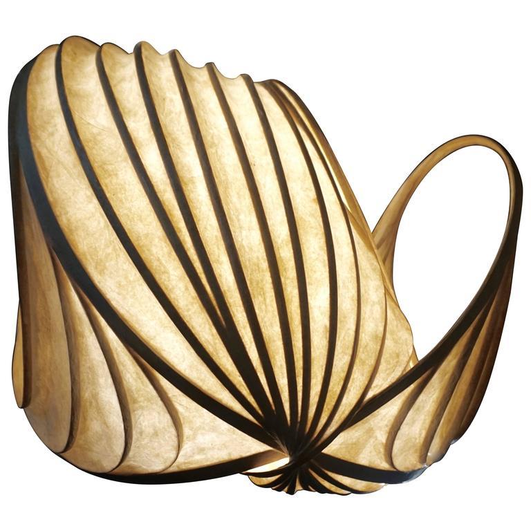 Pendant Light Sculpture by William Leslie 1