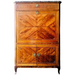 19th Century French Secretaire a Abattant in Louis XVI Style