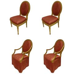French Chairs and Armchairs