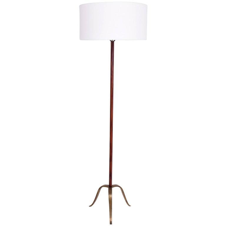 Mid-Century Period Floor Lamp