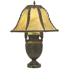 Neoclassical Urn Table Lamp