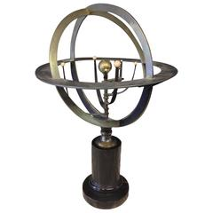 19th Century Copernicus Armillary Sphere