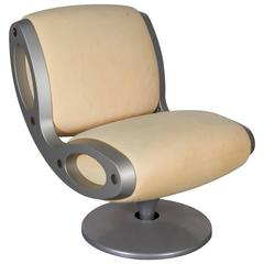 "Marc Newson Swivel Chair ""GLUON"""