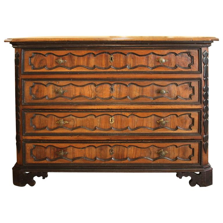 19th Century Italian Neoclassical Commode