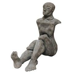 20th Century Resin Male Figure