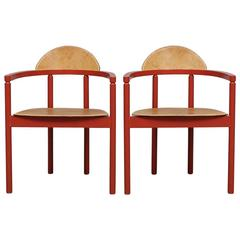 Swedish Chairs, Karl Andersson and Sons, 1950s, Sweden