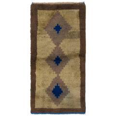 Triple Medallion Tulu Rug