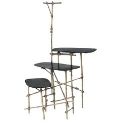 Contemporary Tout De Suite Side Table Series from Les French by Glithero