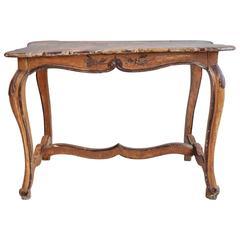Spanish Centre Table, circa 1820