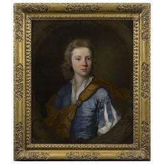 Portrait of Francis Wyatt by John Closterman