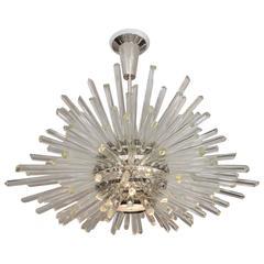 Glass Rod Starburst Sputnik