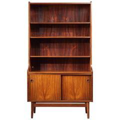 1960s Scandinavian Bookcase by Johannes Sorth