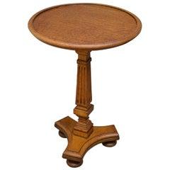 Stylish Victorian Oak Table