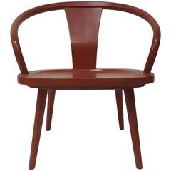 Isamu Kenmochi Lounge Chair 1960s, Japan