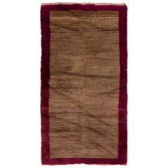 Minimalist Anatolian Tulu Rug
