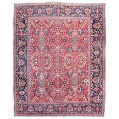 Antique Heriz Carpet, Persia
