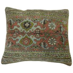 Persian Bidjar Rug Pillow