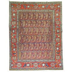 Paisley Persian Malayer Rug