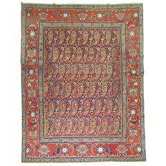 Paisley Persian Malayer Rug