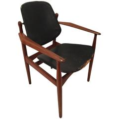 Arne Vodder FD-184 Chair for France & Daverksen