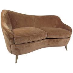 Sofa Attributed to Gio Ponti