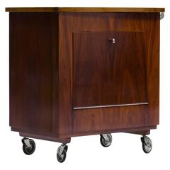 Art Deco Bar Cart