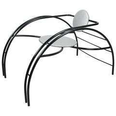 Rare Quebec 69 Spider Chair by Les Amisca