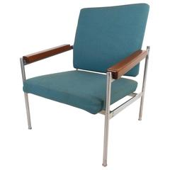Vintage Lounge Chair by Fritz Hansen