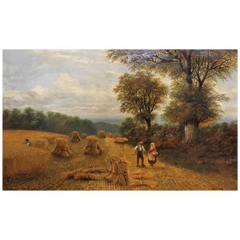 Charles Henry Passey Painting